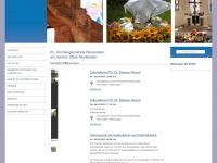 kirchengemeinde-ravenstein.de Webseite Vorschau