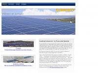 1a-solar.de Webseite Vorschau