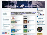 Words-and-music.de