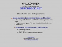 strohbeck.net