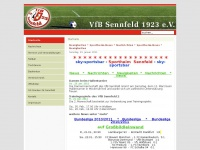 vfb-sennfeld.de