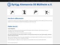 a08muellheim.de Webseite Vorschau