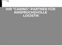 loewe-logistics.de Webseite Vorschau