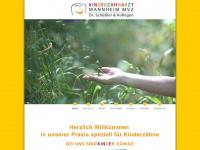 Kinderzahnarzt-mannheim.de