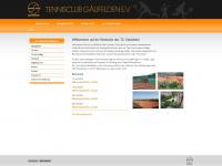 tcgaeufelden.de Webseite Vorschau