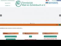tennisclub-weil.de