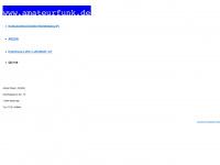 amateurfunk.de Webseite Vorschau