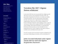 blog.alexander-fischer.org