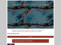 triathlon-tipps.de Webseite Vorschau