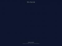 2b-chat.de Webseite Vorschau