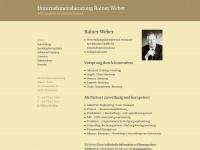 unternehmensberatung-rainerweber.de Thumbnail