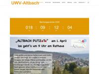 uwv-altbach.de