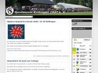 sportverein-kolbingen.de