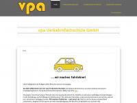 vpa.de Webseite Vorschau