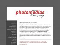 photomedias.de Webseite Vorschau