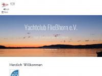 ycfl.de Webseite Vorschau