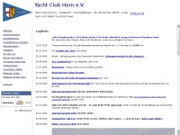 ycho.de Webseite Vorschau