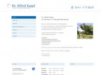 zahnarzt-dr-kappl.de