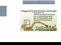 zeitvogel-bagger.de