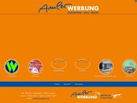 amler-werbung.de Webseite Vorschau