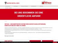Fritsch-containerdienst.de
