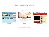 001net.de Webseite Vorschau