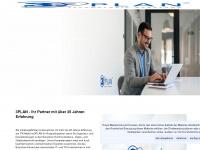 3plan.de Webseite Vorschau