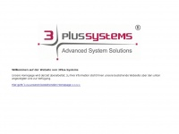 3plussystems.com Webseite Vorschau