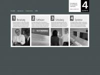 4-systems.de Webseite Vorschau