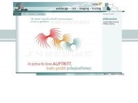 54web.de Webseite Vorschau