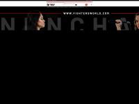 fightersworld.com Webseite Vorschau