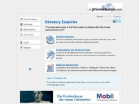 ukphonebook.com