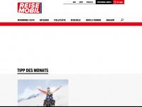 reisemobil-international.de Webseite Vorschau