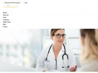 aekbv.de Webseite Vorschau