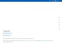 aeroclub-dinkelsbuehl.de Webseite Vorschau
