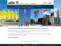 alfa-fahnen.net