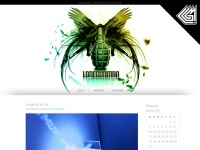 lonegunman.de Webseite Vorschau