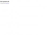 aer-systems.de Webseite Vorschau