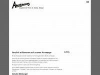 amazingers.de Webseite Vorschau