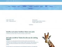 amazoonas.de Webseite Vorschau