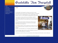 am-burgstall.de Webseite Vorschau