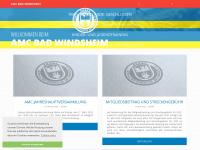 amc-bad-windsheim.de Webseite Vorschau