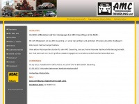 amc-deuerling.de Webseite Vorschau