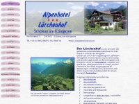 laerchenhof.net