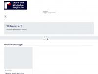 schule-bergkirchen.de Webseite Vorschau