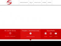 sport-scherz.at Webseite Vorschau