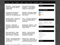 netzpanorama.de Webseite Vorschau