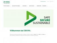 dekra.de Webseite Vorschau