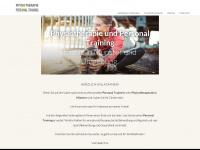 carolaholtmeier.de Webseite Vorschau