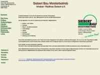 siebert-bau.de